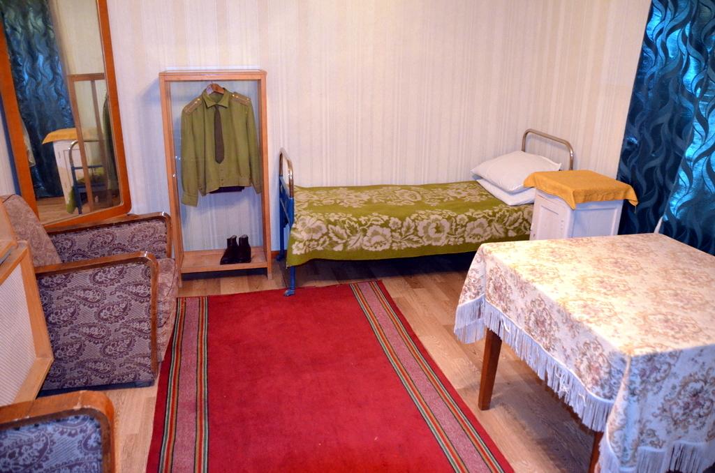 Тур на Байконур – домик Гагарина