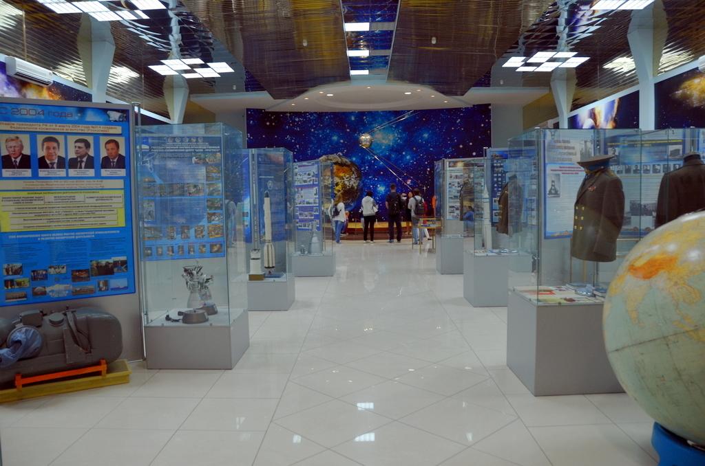 Тур на Байконур – музей на космодроме